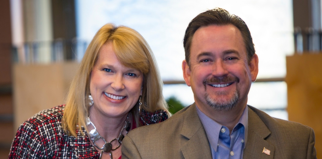 Greg & Paula Anderson, principals of Balanced Financial Inc. in Fort Collins, CO